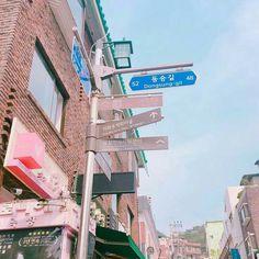 aestethic vaporwave Quay v bn em i ngi hi! City Aesthetic, Korean Aesthetic, Japanese Aesthetic, Blue Aesthetic, Aesthetic Photo, Aesthetic Pictures, Korean Picture, Aesthetic Wallpapers, Street Photography