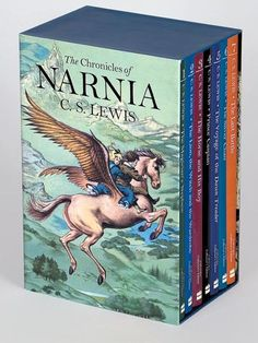 Why The Chronicles of Narnia by C.S. Lewis are such popular children's books