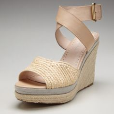 My birthday shoes - purchased from Gilt. These will help me step into the next decade in style!