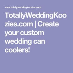 Personalized Koozies® & Can Coolers Wedding Koozies, Best Wedding Favors, Fall Wedding, Rustic Wedding, Wedding Gifts, Our Wedding, Wedding Ideas, Rehearsal Dinner Favors, Rehearsal Dinners