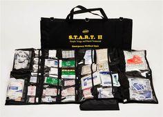 First Aid Trauma Kit - START II