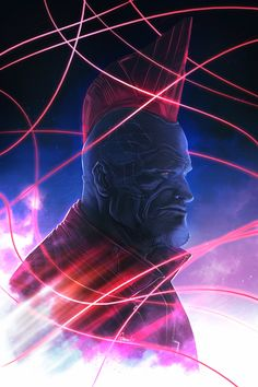 Yondu Udonta | Andrea Guardino - Follow Artist on Facebook // Tumblr // YouTube More Andrea Guardinos Artworks More Guardians of the Galaxy Related Artworks