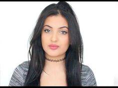 Kylie Jenner Half Up Ponytail & Makeup 2015! - YouTube