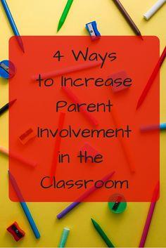 importance of parental involvement in preschool