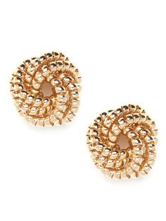 forget me knot studs LOVE