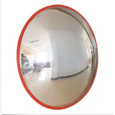 The convex mirrors are the perfect solution to see around those tricky corners and blind spots, especially in your parking basement.