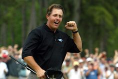 Phil Mickelson, best golfer over 40 in the Masters... Are you kidding? He's one of the best golfers at the Masters, period!