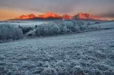 Tatry Mountains, Poland.