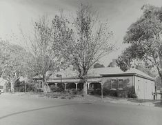 The Camden court house and Camden police station are an important colonial group in John Street precinct. Timber Posts, Wooden Posts, Camden Nsw, Camden House, St John's Church, Street Run, Double Hung Windows, Timber Door, Hip Roof