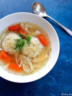 """Floater"" Matzo Balls - How to make floater-style matzo balls for Passover from scratch using a few simple ingredients."