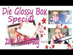 ▶ ♥ Glossy Box zum Muttertag, ein Träumchen ♥ - YouTube