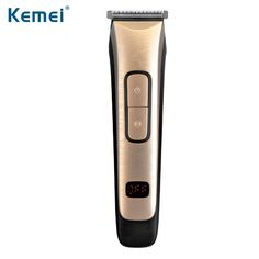 Kemei236 Electric  Hair Clipper Rechargeable Hair Trimmer universal voltage  quick charge Clipper Free Shipping #Affiliate