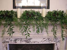 Selecting The Flower Arrangement For Church Weddings – Bridezilla Flowers Wedding Fireplace, Candles In Fireplace, Fireplace Mantels, Wedding Fayre, Wedding Altars, Church Candles, Pillar Candles, Winter Wedding Flowers, Floral Wedding