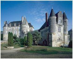 Château de La Celle-Guenand ~ Indre-et-Loire ~ Centre ~ Val-de-Loire ~ France
