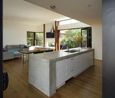 A Renovation Upgrades an Art Deco House Melbourne australia