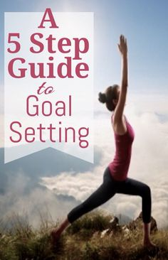 Get prepared to set goals before the New Year is here by following these 5 steps | Financegirl setting goals, goal setting #goals #motivation