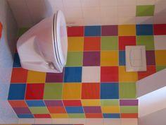kinder badkamer