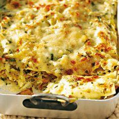 Steinpilz-Weißkohl-Lasagne - BRIGITTE