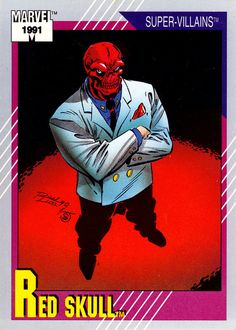 Elseworld's Finest: MARVEL UNIVERSE TRADING CARDS - SERIES II