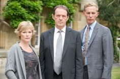 Inspector Lewis (2007 - present) Clare Holman, Kevin Whately, Laurence Fox