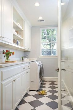 Image result for laundry room light walls luxury vinyl tile floor