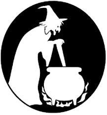 Resultado de imagen para plantillas negras para hallowen