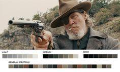 El color en el cine | No me toques las Helvéticas | Blog sobre diseño gráfico y publicidad