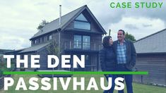 Nicola and Dennis Merrigan share the ups and downs of building their own eco home.
