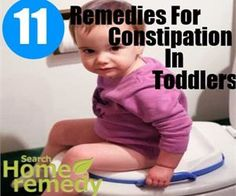 11 Home Remedies For Constipation In Toddlers - Natural Treatments & Cure For Constipation In Toddlers | Search Home Remedy