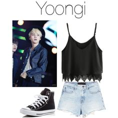 ❤Yoongi inspired Outfits BtS❤~