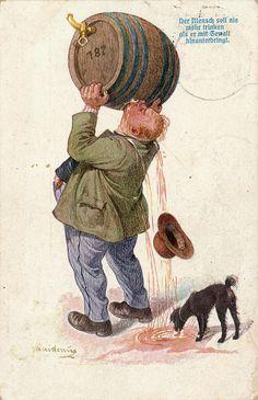 Pc Trinken  1905 | par janwillemsen