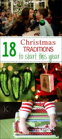 25 Fun Christmas Traditions to Start This Year - Fun-Squared