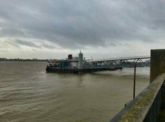 Mersey Ferry at Pierhead