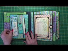 Fairie Dust Album Graphic 45 - YouTube