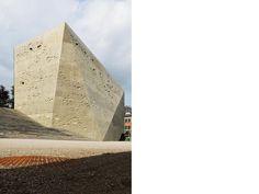 :mlzd / :mlzd / titan_:Erweiterung Historisches Museum Bern / Sonstige Bauten