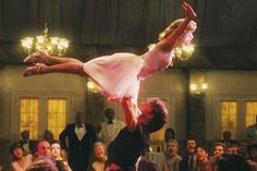 """""""Dirty Dancin'"""" I had the time of my life and I owe it all to you."""""""