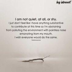 50 Best Quiet people quotes images | Quotes, Quiet people ...