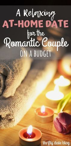 √ Romantic Date Night Ideas at Home for Her. 27 Romantic Date Night Ideas at Home for Her. Good at Home Date Night Ideas for Him Her ❤️ by Carly Romantic Home Dates, Romantic Date Night Ideas, At Home Dates, Romantic Surprise, Romantic Things, Romantic Couples, Romantic Massage Ideas, Romantic Room, Romantic Gifts