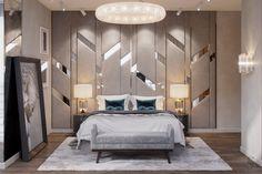 Modern Master Bedroom, Modern Bedroom Design, Master Bedroom Design, Contemporary Bedroom, Transitional Bedroom, Transitional Style, Luxury Home Decor, Luxurious Bedrooms, Bedroom Decor
