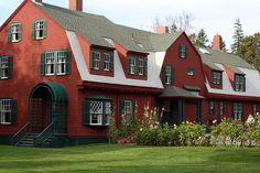 Campobellow, Roosevelt's Summer Home by Kristel Mesh, via Flickr