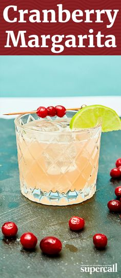 This Cranberry Margarita is fantastic any time of the year; you can enjoy it during the cooler seasons for a burst of fruity seasonality, or you can whip it up in the spring or summer as an easy, sweet-tart refreshment on a hot day. Bright and grassy blanco tequila, puckering cranberry and tangy lime come together in perfect harmony.