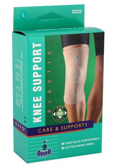 Oppo Elastic Knee Support Large *** More info could be found at the image url.