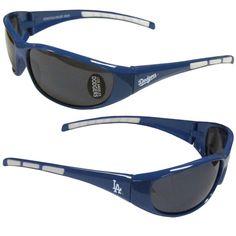 Los Angeles Dodgers MLB Wrap Sunglasses