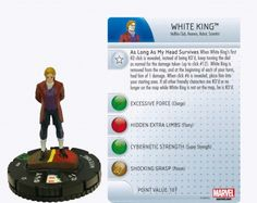 White King #020 Wolverine and the X-Men Marvel Heroclix