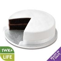 waitrose wedding cakes undecorated decorate your own plain iced square cake 16 servings 21641