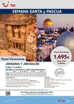 Semana Santa y Pascua - Jordania y Jerusalén. Desde Barcelona 29/3 y 5/4. Precio final desde 1.695€ ultimo minuto - http://zocotours.com/semana-santa-y-pascua-jordania-y-jerusalen-desde-barcelona-293-y-54-precio-final-desde-1-695e-ultimo-minuto-3/