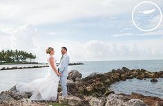 Nothing but you and me.... #TrueLove #Everlasting #Photos #AshleeNicolePhotography #Wedding #FaroBlanco #Jetty #Resort #FLKeys