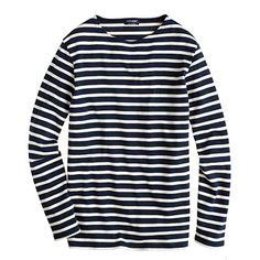 Saint James® unisex Meridien II nautical tee - I need one of these!