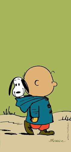 #snoopy #charliebrown #phone #wallpaper #peanutsspecials