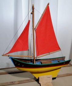 Voilier de Bassin Borda